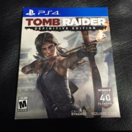 TOMB RAIDER DEFINITIVE EDITION (US) by UNITED FRONT GAMES