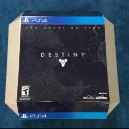 DESTINY THE GHOST EDITION (US) by BUNGiE