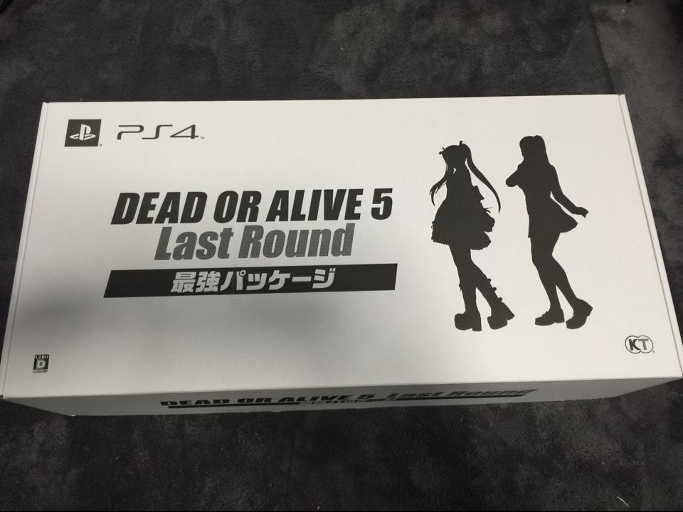 DEAD OR ALIVE 5 LAST ROUND Strongest Package (Japan) by Team NINJA