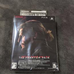 METAL GEAR SOLID V SPECIAL EDITION (Japan) by KOJIMA PRODUCTIONS