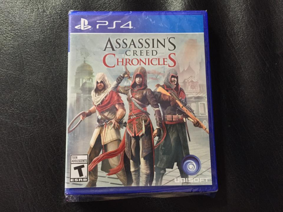 ASSASSIN'S CREED CHRONICLES (US) by CLIMAX STUDIOS