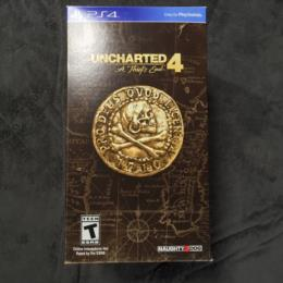 UNCHARTED 4 LIBERTALIA COLLECTOR'S EDITION (US) by NAUGHTY DOG