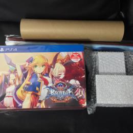 BLAZBLUE CENTRALFICTION Famitsu DX Pack 3D Crystal Set (Japan) by ARC SYSTEM WORKS