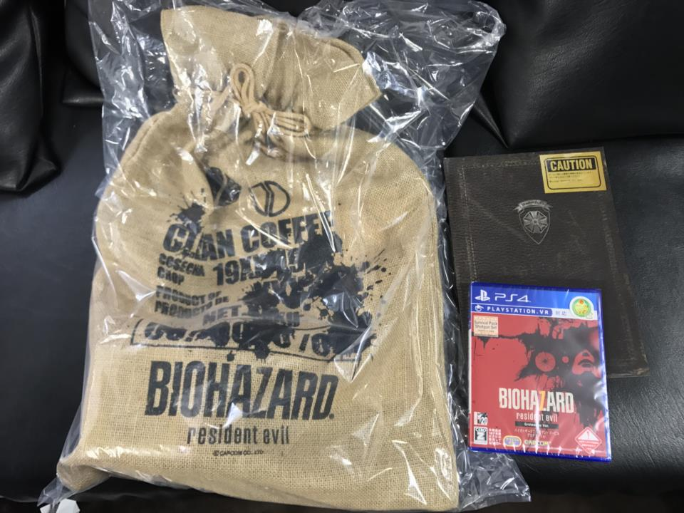 biohazard 7 e-CAPCOM COMPLETE EDITION (Japan) by CAPCOM