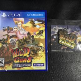 WILD GUNS RELOADED (US) + Keychain by NATSUME