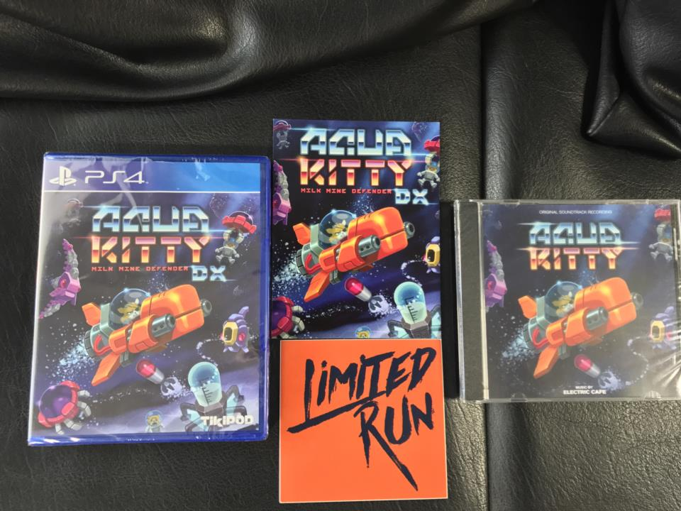 AQUA KITTY DX SOUNDTRACK BUNDLE (US) by TiKiPOD