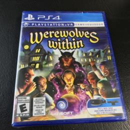 Werewolves within (US) by Red Storm ENTERTAINMENT