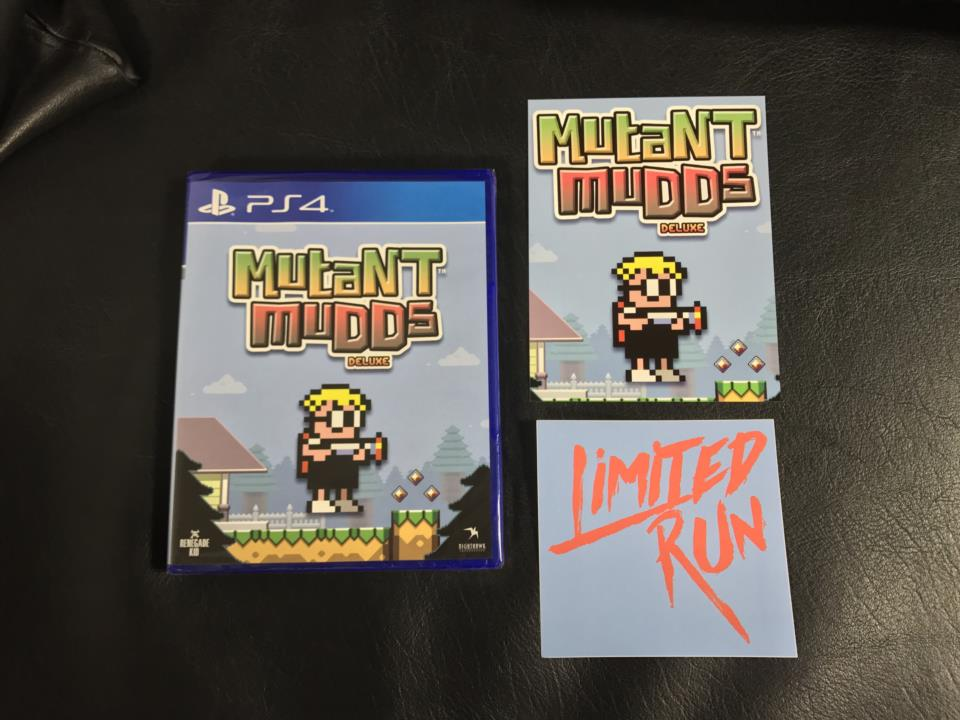 MUTANT MUDDS DELUXE (US) by RENEGADE KID