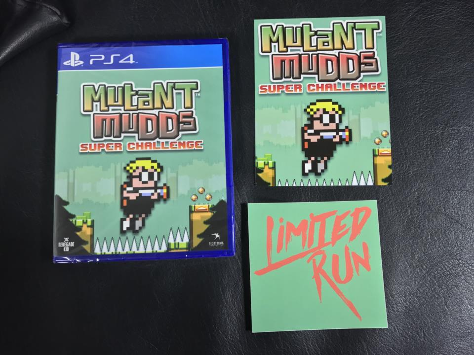 MUTANT MUDDS SUPER CHALLENGE (US) by RENEGADE KID