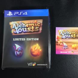 Alchemic Jousts LIMITED EDITION (Asia) by Lunatic Pixels