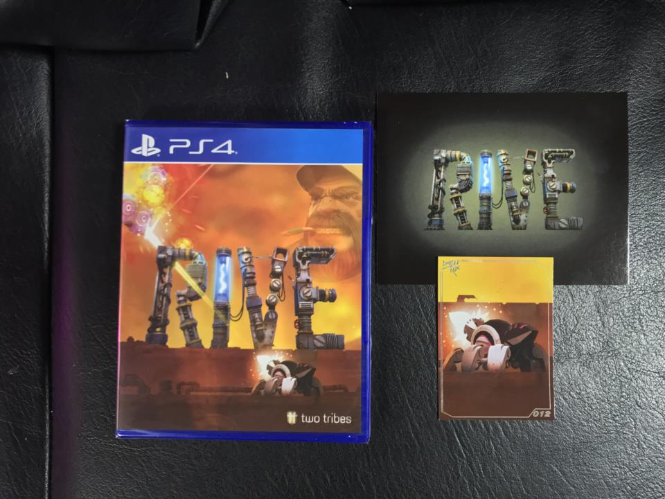 RIVE (US) by two tribes
