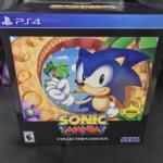 SONIC MANIA COLLECTOR'S EDITION (Japan) by HEADCANNON/PagodaWestGames