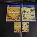THE FLAME IN THE FLOOD DOUBLE PACK (US) by THE MOLASSES FLOOD