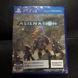 ALIENATION (Asia) by HOUSEMARQUE