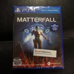 MATTERFALL (Asia) by HOUSEMARQUE