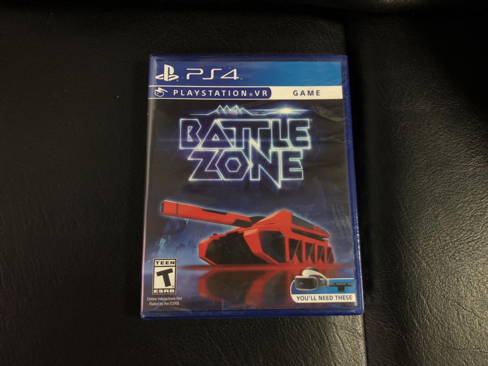 BATTLE ZONE (US) by REBELLION