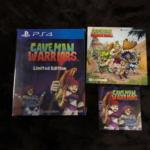 CAVEMAN WARRIORS Limited Edition (Asia) by JANDUSOFT