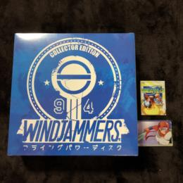 WINDJAMMERS COLLECTOR'S EDITION (US) by DATA EAST/DotEmu