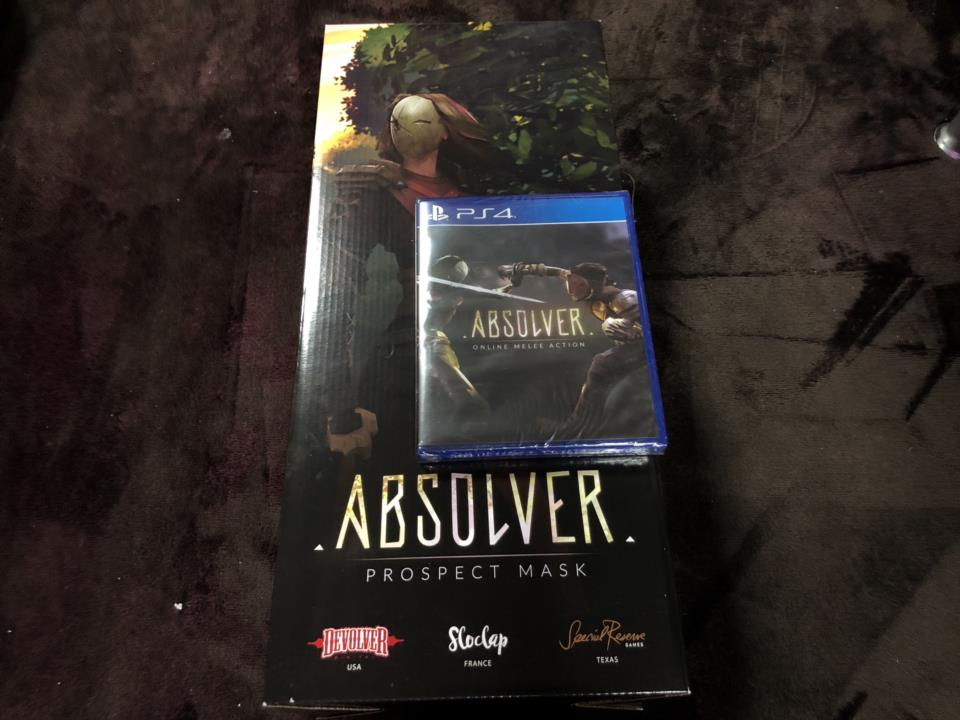 ABSOLVER PROSPECT MASK (US) by Sloclap