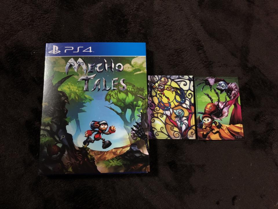MECHO TALES DEVELOPER EDITION (US) by ARCADE DISTILLERY