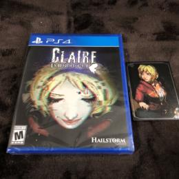 CLAIRE EXTENDED CUT (US) by HAILSTORM GAMES