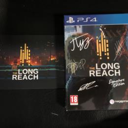 THE LONG REACH Signature Edition (EU) by PAINTED BLACK GAMES