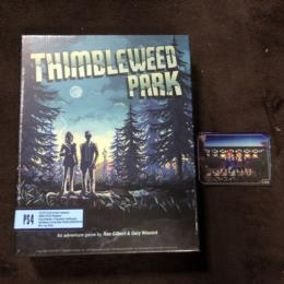 THIMBLEWEED PARK BIG BOX EDITION (US) by Terrible Toybox