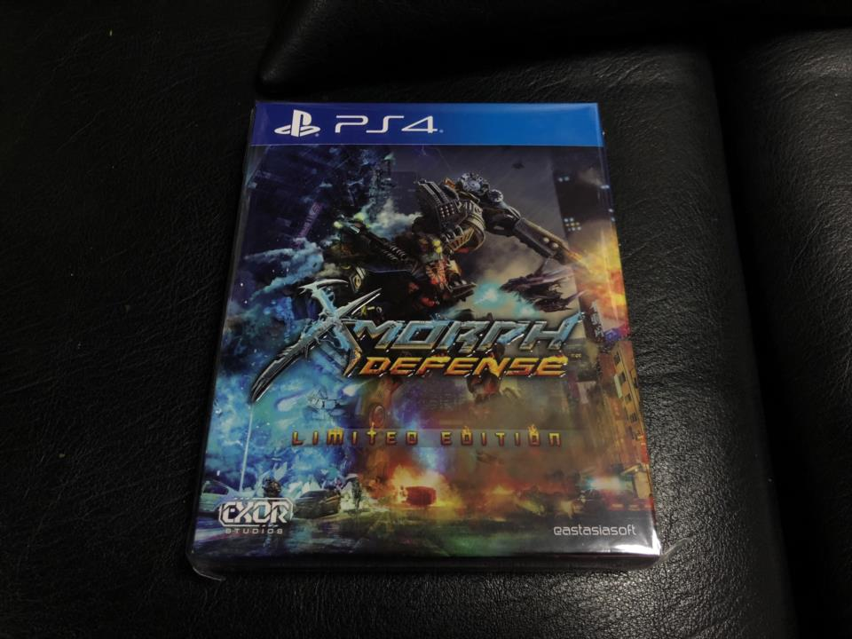X-MORPH DEFENSE LIMITED EDITION (Asia) by EXOR STUDIOS