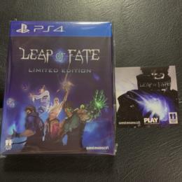 LEAP OF FATE LIMITED EDITION (Asia) by CLEVER PLAYS