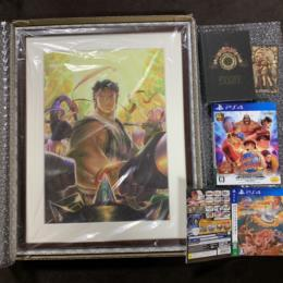 STREET FIGHTER 30th ANNIVERSARY COLLECTION INTERNATIONAL COMPLETE EDITION (Japan) by CAPCOM/DIGITAL ECLIPSE