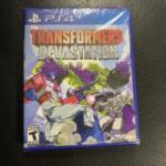 TRANSFORMERS: DEVASTATION (Asia) by PLATINUM GAMES