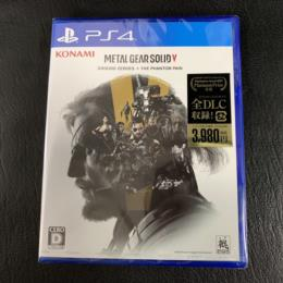 METAL GEAR SOLID V (Japan) by KOJIMA PRODUCTIONS