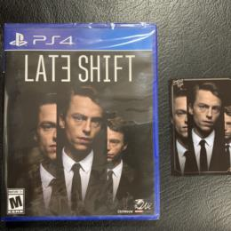LATE SHIFT (US) by CtrlMovie