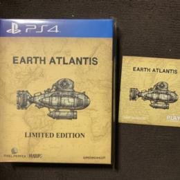 EARTH ATLANTIS LIMITED EDITION (Asia) by PIXEL PERFEX