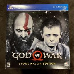 GOD OF WAR STONE MASON EDITION (US) by SONY COMPUTER ENTERTAINMENT SANTA MONICA