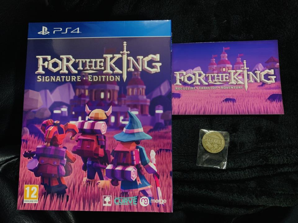 FOR THE KING SIGNATURE EDITION (EU) by IRONOAK