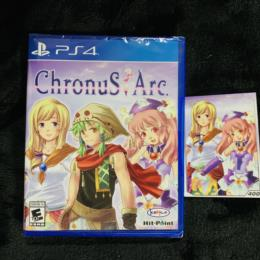 Chronus Arc (US) by Hit-Point