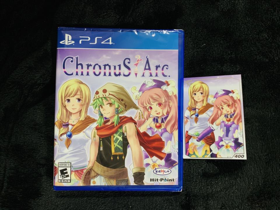 Chronus Arc (US) by Hit-Point