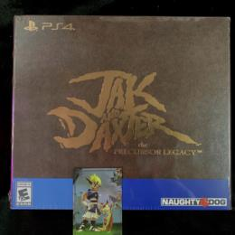 JAK and DAXTER: the PRECURSOR LEGACY Collector's Edition (US) by NAUGHTY DOG