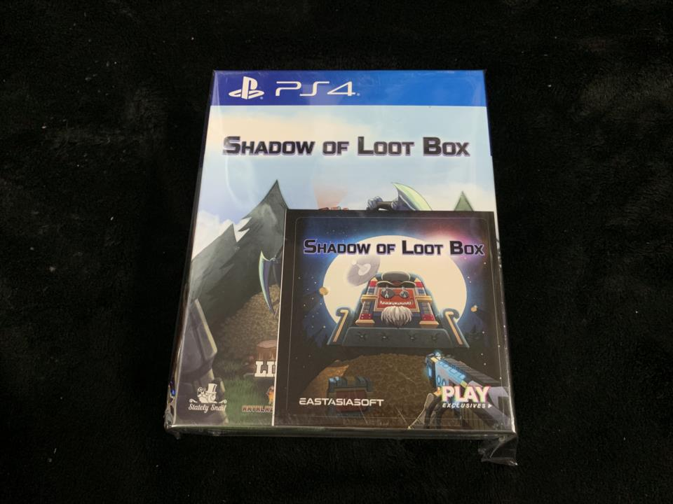 SHADOW OF LOOT BOX LIMITED EDITION (Asia) by Stately Snail/RATALAIKA GAMES
