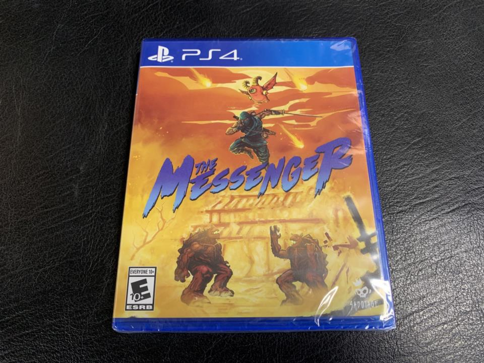THE MESSENGER (US) by SABOTAGE