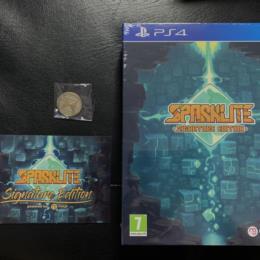 SPARKLITE SIGNATURE EDITION (EU) by RED BLUE GAMES