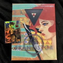 TRANSISTOR COLLECTOR'S EDITION (US) by SUPERGIANT GAMES