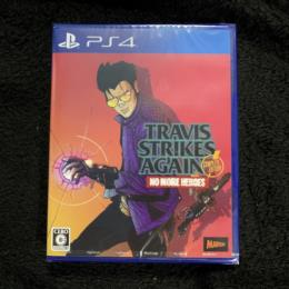 TRAVIS STRIKES BACK: NO MORE HEROES COMPLETE EDITION (Japan) by GRASSHOPPER MANUFACTURE