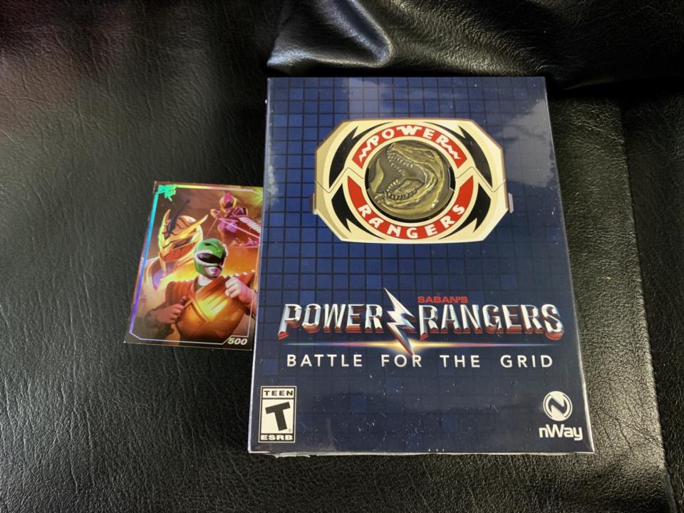POWER RANGERS: BATTLE FOR THE GRID MEGA EDITION (US) by nWay