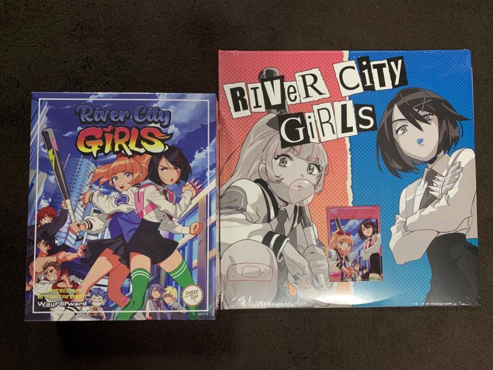 River City GIRLS NOIZE Bundle (US) by WayForward