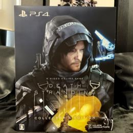 DEATH STRANDING COLLECTOR'S EDITION (Japan) by KOJIMA PRODUCTIONS