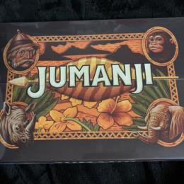 JUMANJI THE VIDEO GAME COLLECTOR'S EDITION (US) by Funsolve