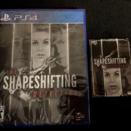 THE SHAPESHIFTING DETECTIVE (US) by D'Avekki STUDIOS