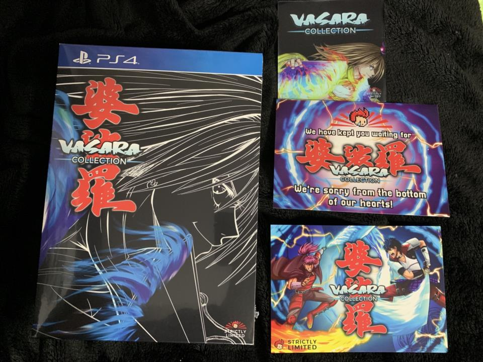 VASARA COLLECTION Collector's Edition (EU) by VISCO/QUBytes